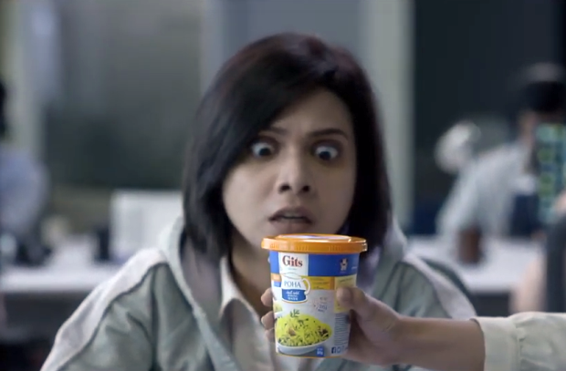Gits Food Gives 'Great Khana, No Drama' with Comedic Digital Campaign