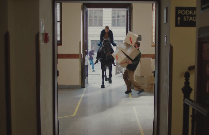 People Will Do Anything for the Kia XCeed in Spot from Innocean Worldwide Berlin