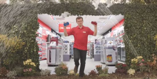 Electronics Retailer The Source Launch Campaign To Give You What You Want
