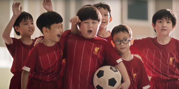 VMLY&R Asia Writes a Thai Love Letter to the Premier League in True Group Campaign