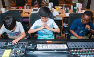 Soho's Littlest Creative Directors Find Audio Success