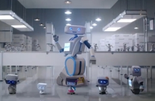 BRIAN & His Bots Shake Their Booty for New Confused.com Spot