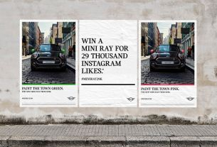 Win a $29k Car for 29k Likes with Ogilvy Australia's New Mini Campaign