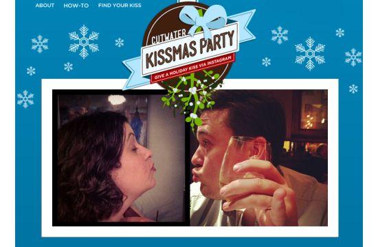 Cutwater's Kissmas Party