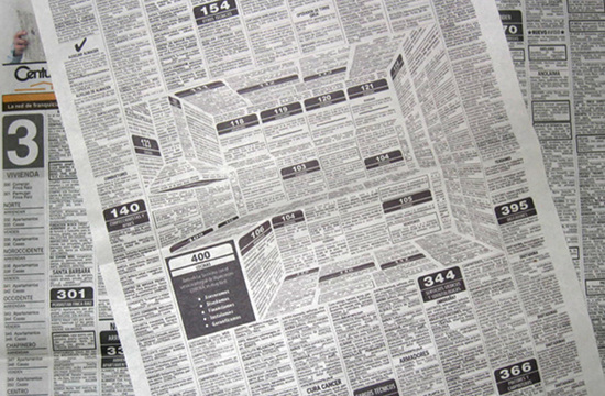 Awesome 3D Classifieds Ad Hides More Than You First Notice