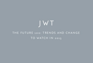 The Future 100: A Look Toward Global Trends in 2015 & Beyond