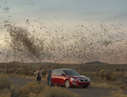TBWA\Chiat\Day LA Spreads Its Wings for New Nissan Altima Spot
