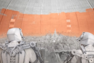 BBH London Fights a Colourless Future in Incredible Sci-fi Dulux Spot