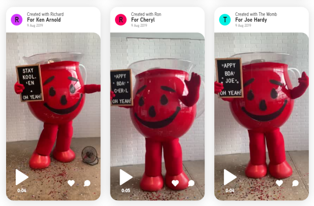 Kool-Aid Man Crashes Cameo with Real-Time Shout-Outs for National Kool-Aid Day