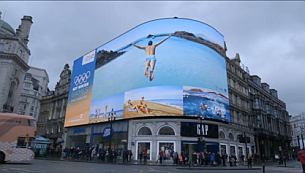 Canary Island's Campaign Surprised a 100 Million Europeans Watching Winter Olympics