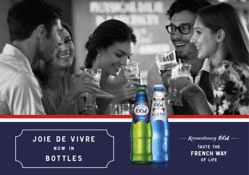 BBH Asia Pacific Launch Brand Campaign For Kronenbourg