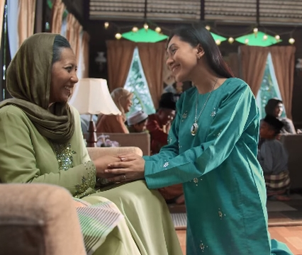 Leo Burnett Malaysia Celebrates Family & Tradition for PETRONAS