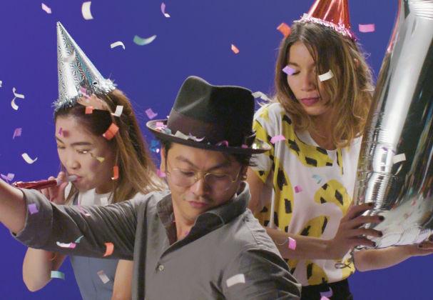 BBDO Singapore Throws Rousing Party for Lazada's 7th Birthday