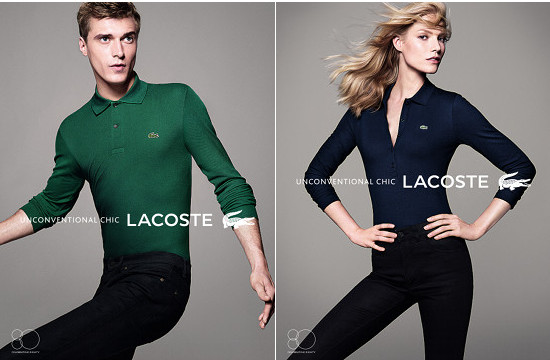 BETC Puts the Polo at Heart of Lacoste