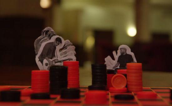 LAMAR+NIK's Stop Motion Paper Trail for The Shins