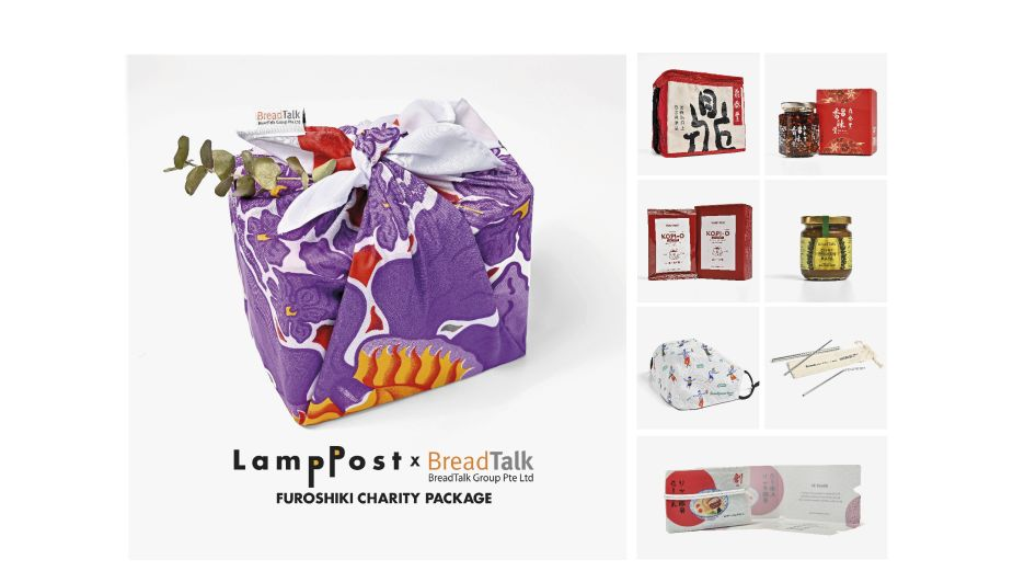 DDB's 'The LampPost Project' Upcycling Initiative Returns in Partnership with BreadTalk Group