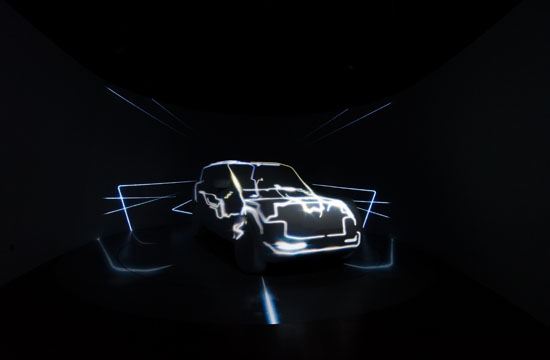 Imagination with World First for Range Rover