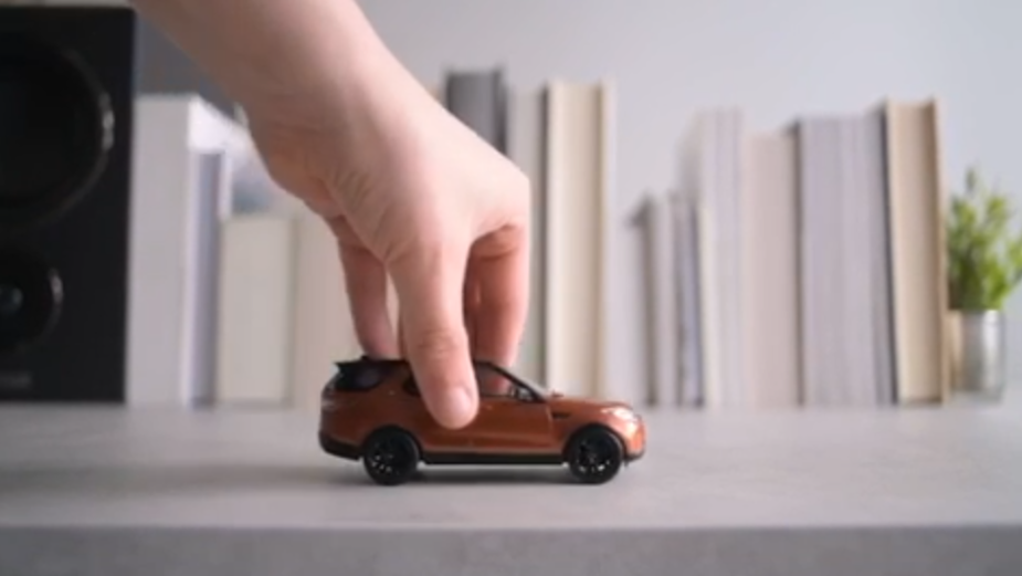How a Couple Trying to Stay Creative Made a Sweet Land Rover Ad from Home