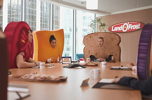 MERGE Brings Food to Life in First National Advertising for Land O'Frost