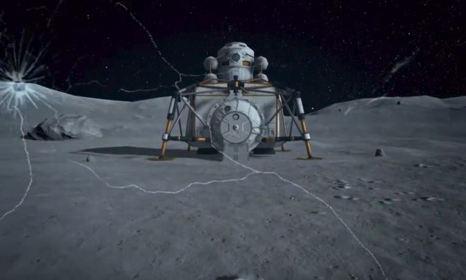 A Moon for All Mankind: Sound Designing Silence