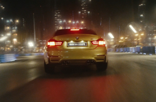 BMW Takes Risk Factor to the Next Level with Director Alessandro Pacciani
