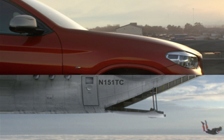 Paul Mignot Captures Thrilling All-Terrain Spot for New BMW X4