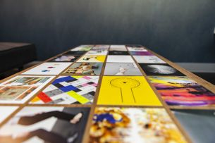 Loveurope and Partners Prints Fine Art Quality Postcards for Show RCA