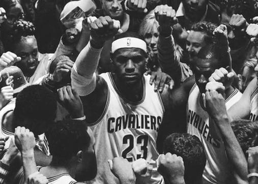 W+K Portland & Nike's Epic Welcome Home to LeBron James