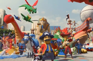 How Mill+ Brought Lego to Life for BMB's LEGOLAND Resorts Film