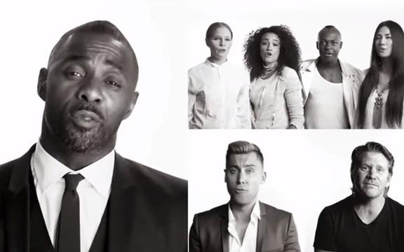 Katy Perry, Idris Elba & Many More Sing John Lennon's Classic for UNICEF