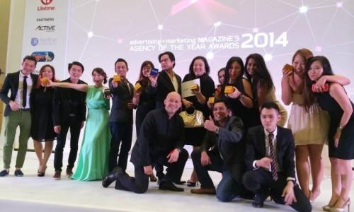 Leo Burnett /Arc Worldwide Wins Malaysian Overall Agency of the Year