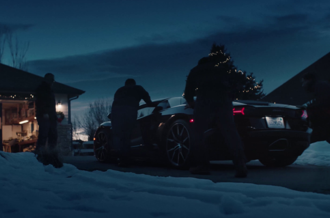 Lamborghini's Festive Film Tells a True Christmas Story