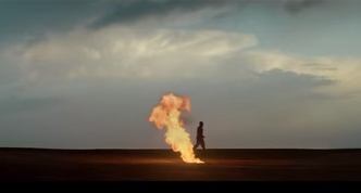 Stoked Director Hadi Conjures Gorgeous Flames for Johnnie Walker