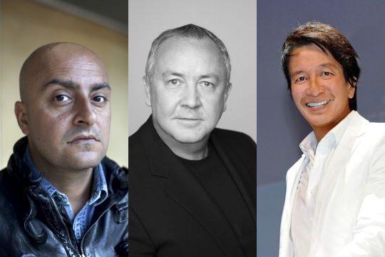 Amir Kassaei, Mark Tutssel & Tham Khai Meng Named LIA Jury Presidents
