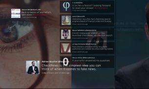 Libération And JWT Paris Created a Human Search Engine to Fight Fake News