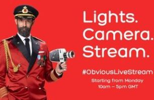 Hotels.com's Captain Obvious is 'Streaming a Stream' in New Digital Push