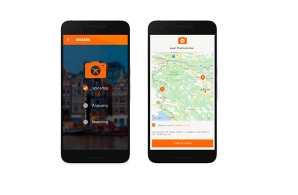 easyJet Launches Look&Book App Feature on Android