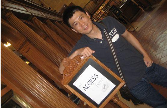 New Talent: Yu Lin of Saatchi Beijing