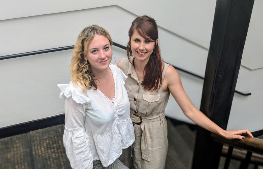Creative Duo Liv & Kathy Join VCCP