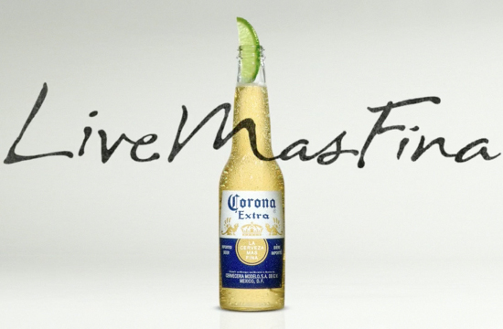 Live Mas Fina with Corona