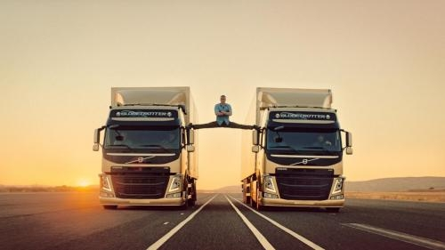 Volvo Trucks Named Advertiser of the Year at Eurobest
