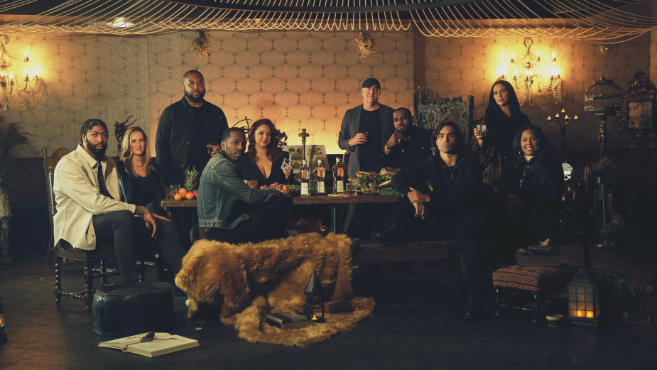 Go Behind the Scenes on Tequila Brand Lobos 1707's 'Build A Bigger Table'