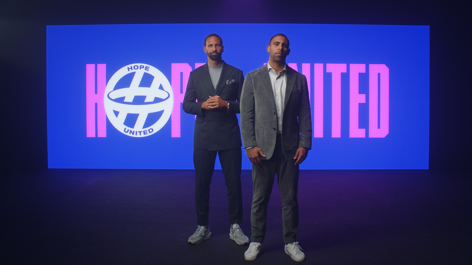 BT and Hope United Celebrate Black British History with Rio and Anton Ferdinand