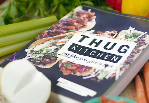 Get Your Sh*t Together with the Thug Kitchen Cookbook