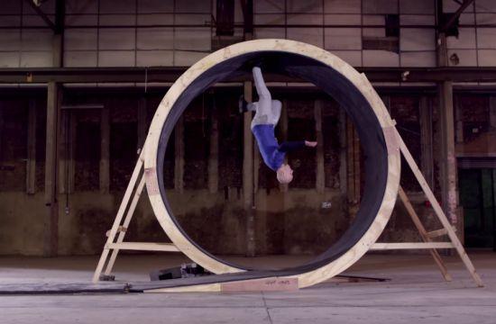 Pepsi Max's 'Unbelievable' Loop-the-loop