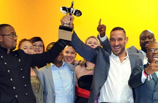 FCB Joburg & Coca-Cola SA Head Loeries Official Rankings 2014