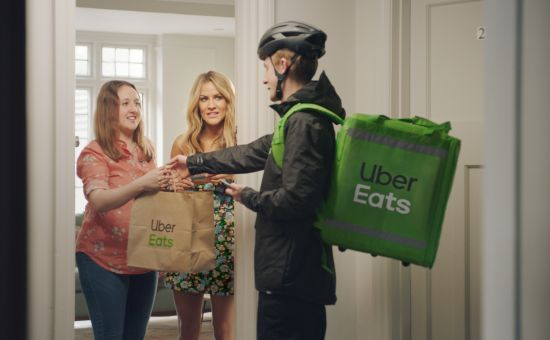 Uber Eats and Mother Feel the Love for Love Island