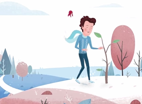 It's a Lovely Day in Chandelier's Animated Spot for Target & TOMS