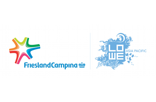 FrieslandCampina Selects Lowe and Partners