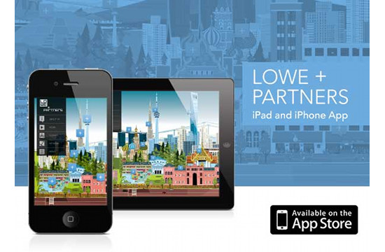 Lowe and Partners Launch App